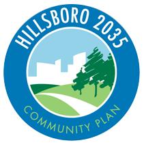 Hillsboro 2035 Community Plan logo