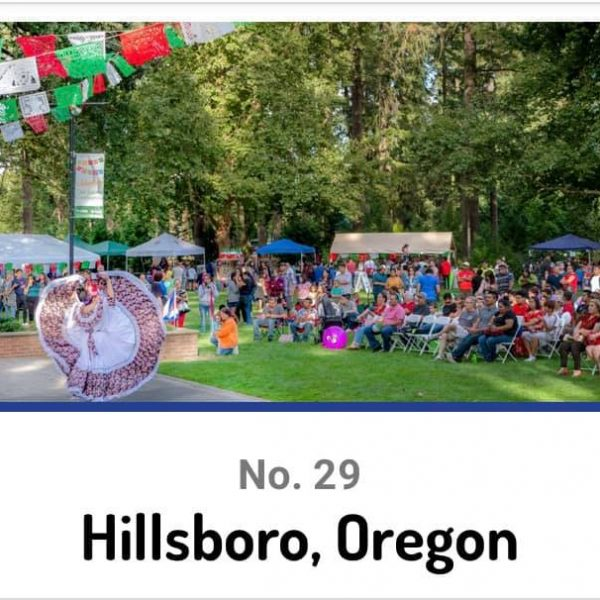 Hillsboro listed as top city to live in - Money Magazine
