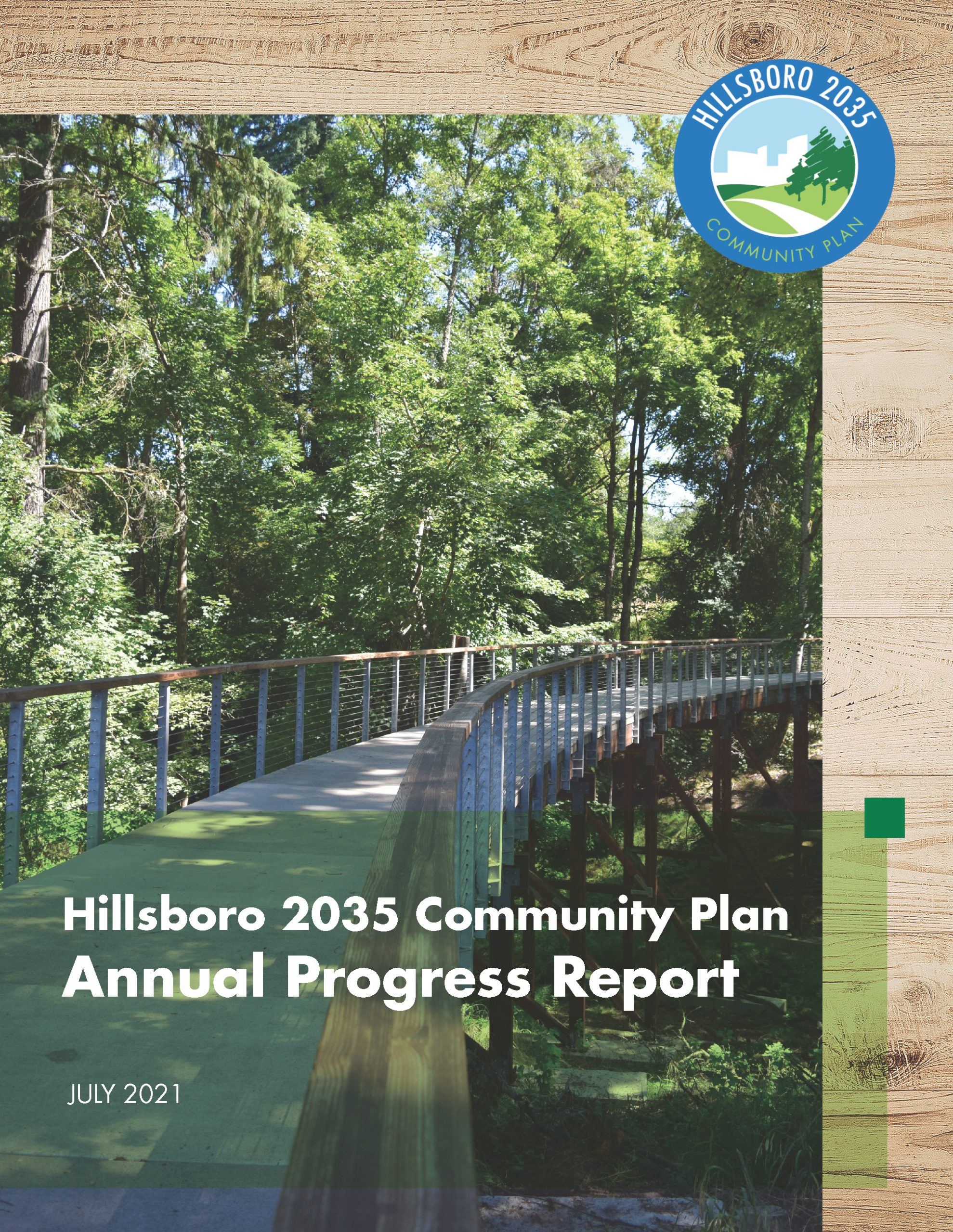 H2035 Annual Report Cover